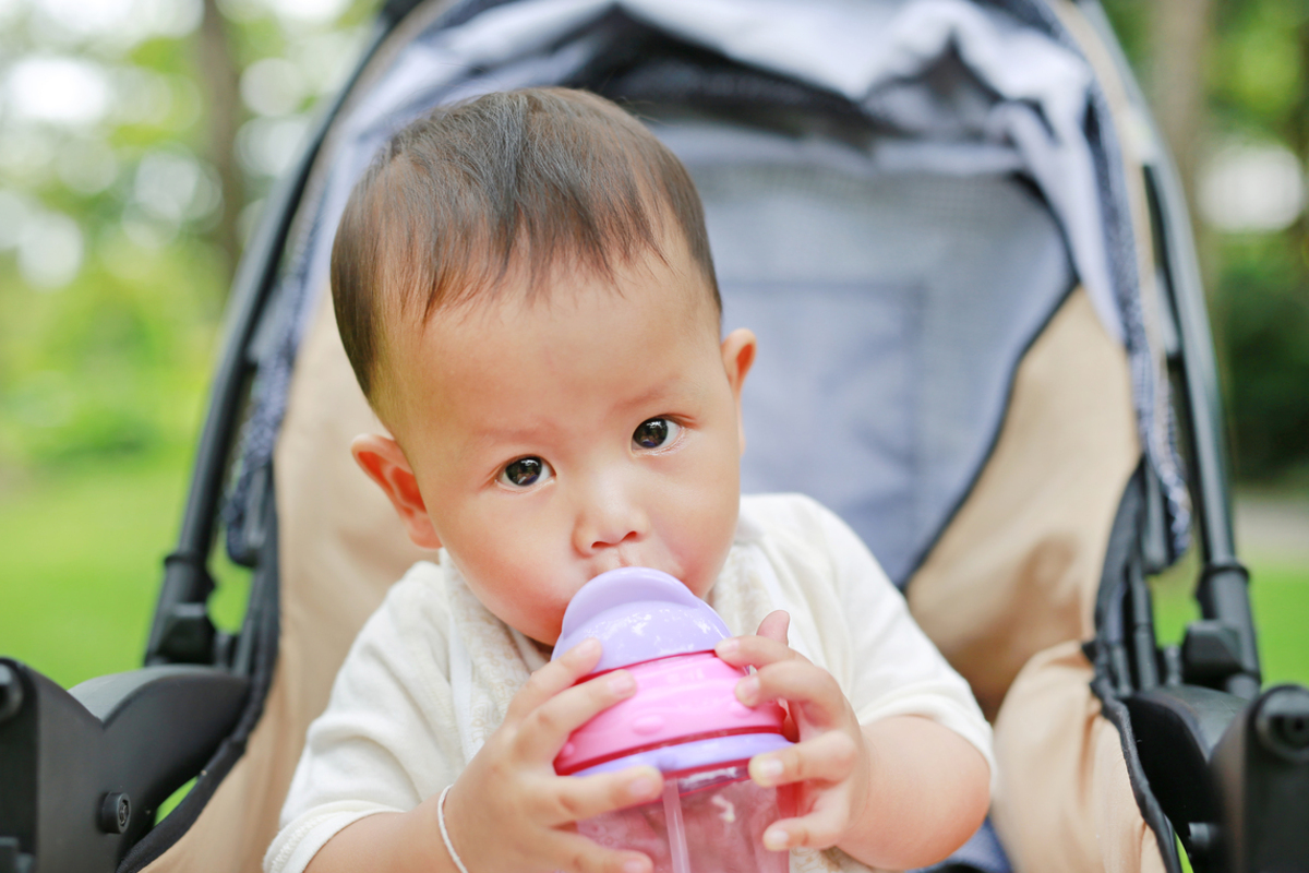 Baby Bottle And Sippy Cup Tooth Decay: What Every Parent ...