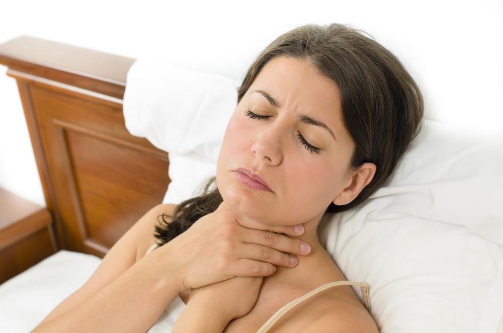 Throat Spasms 43