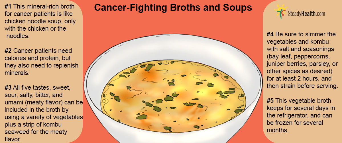 Magic mineral broth that fights cancer nutrition dieting making the situation even more complicated is the fact that cancer treatment alters taste perception forumfinder Images