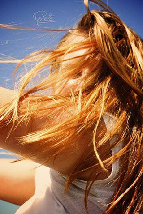 top ten hair care tips for summer  protect your hair from