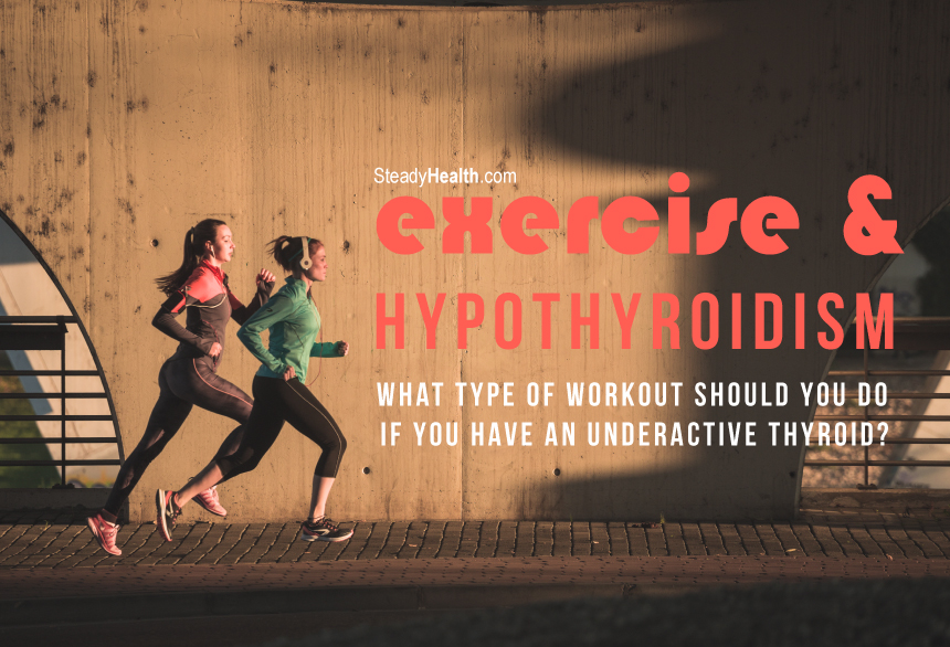 What Type Of Work Out Is Right For Hypothyroidism