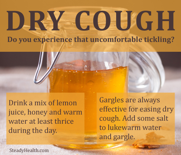 What Causes A Dry Cough