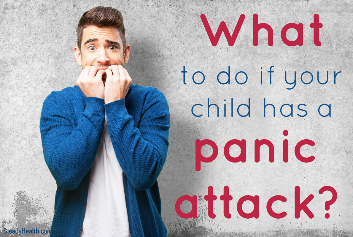 What To Do If Your Child Has A Panic Attack: How To Help ...