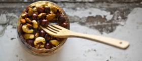 Foods that increase male fertility