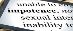 Impotence in young men causes and cure