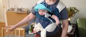 Baby carrier shopping tips