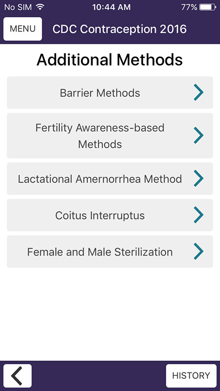 us selected practice recommendations for contraceptive use 2016 pdf