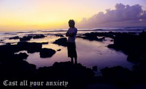 Alternative therapy for anxiety