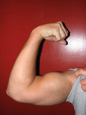 Arm exercises for men
