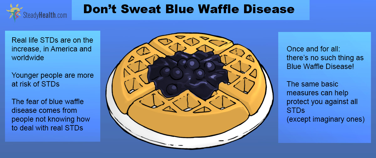 Blue Waffle Disease: The STD You Absolutely Don't Have To ...