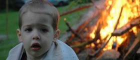 Child Safety: Burns And Scalds Care Advice