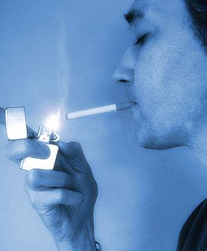 Cigarette smoking effects