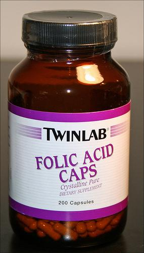 Consuming folic acid for prevention of Neural tube defects (NTDs)