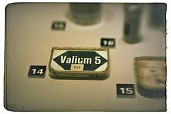 Drug abuse valium