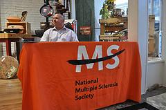 End stage of multiple sclerosis