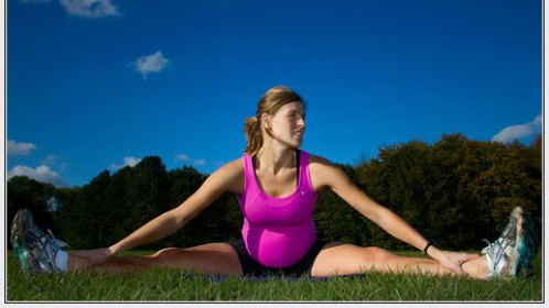 abdominal exercise during pregnancy it is possible