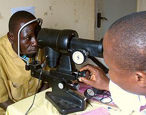 Eye diseases diagnosis