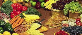 Filling low calorie foods