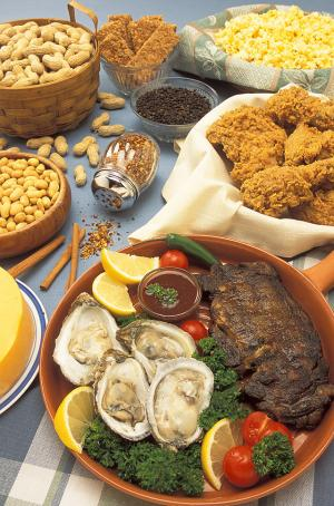 Foods to increase testosterone