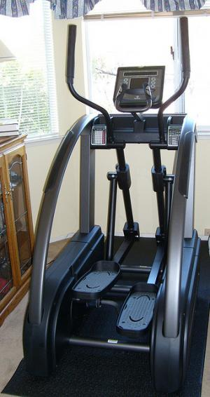 Give an elliptical trainer for christmas