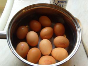 Hard boiled egg nutrition  General center  SteadyHealthcom