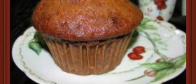 Healthy raspberry muffin recipe