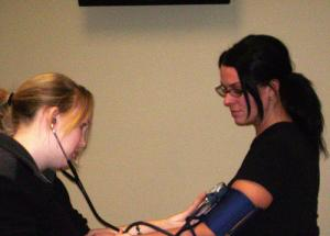 Home treatment for high blood pressure