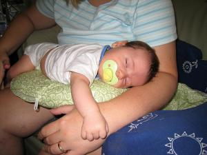 Homeopathic medicine for infant colic