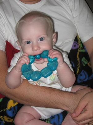 Homeopathic remedy for teething