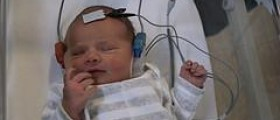 How is deafness diagnosed in infants