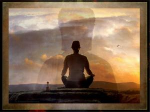 How meditation contributes to managing stress