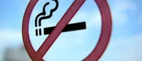 Laser surgery for quitting smoking