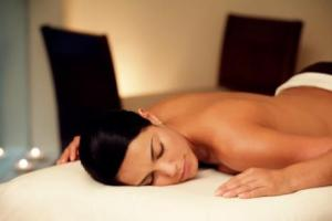 Massage therapy for fertility