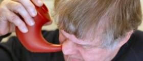 Nasal congestion treatment
