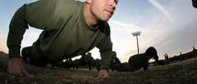 Physical fitness circuit training