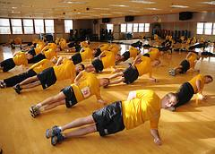 Physical fitness education