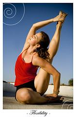 Physical fitness strength and flexibility