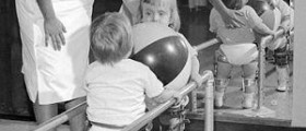 Post-polio syndrome management