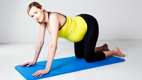 Core Exercises For The Pregnant Patient