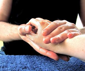 Pronator teres syndrome and massage therapy