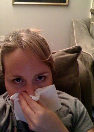Recurring sinus infections