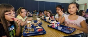 Do Healthy School Lunches Lead To A More Responsible Diet?