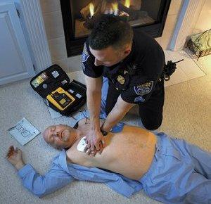 Sudden cardiac arrest - Medical emergency that could be fatal!