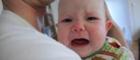 Symptoms of teething in a baby