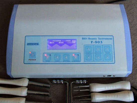 how much does an electrolysis machine cost