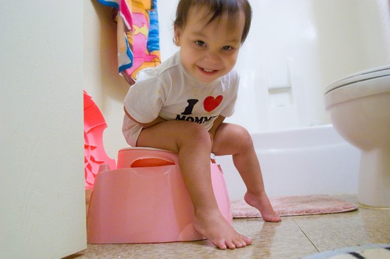 Refusal to potty train in a 4 year old 2014