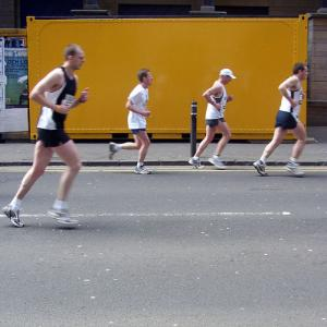 Training for a 10k race