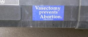 Types of vasectomy