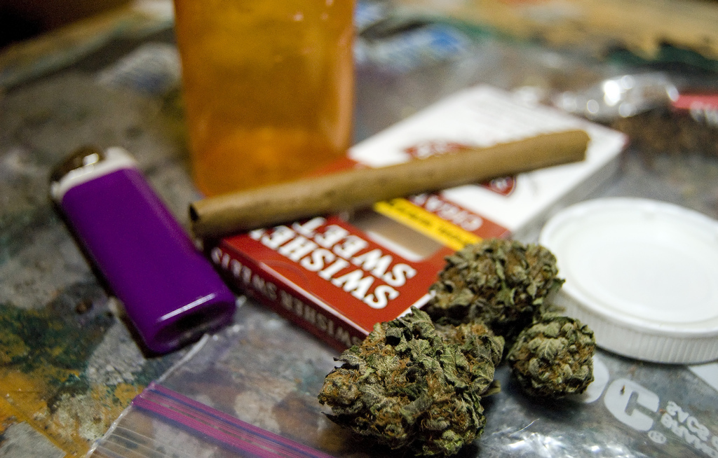 how to get someone to smoke less weed