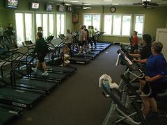 Weight bearing exercise for seniors